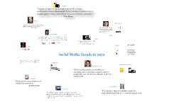 Social Media Trends for 2010