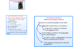 Segundo Gobierno Alessandri (2° medio)