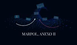 MARPOL, ANEXO II