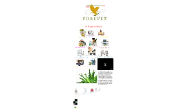 FOREVER LIVING PRODUCTS  No 1 ΣΕ ALOE VERA