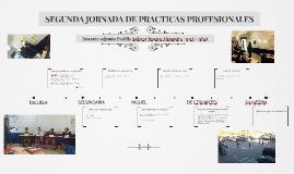 SEGUNDA JORNADA DE PRACTICAS PROFESIONALES