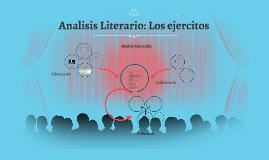 Analisis Literario: Los ejercitos