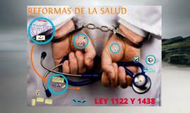 REFORMAS DE LA LEY 100