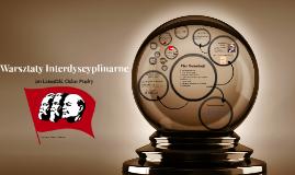 Copy of Warsztaty Interdyscyplinarne