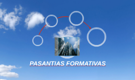 PASANTIAS FORMATIVAS