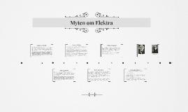 Myten om Elektra