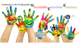 Copy of Necesidades Educativas Especiales