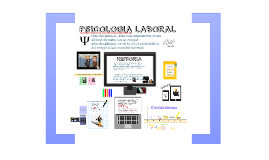 Copy of PSICOLOGIA LABORA 2