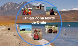 Etnias Zona Sur de Chile