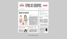 Copy of Tipos de cuerpos