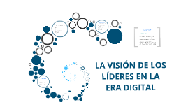Copy of LA VISIÓN DE LOS LÍDERES EN LA ERA DIGITAL