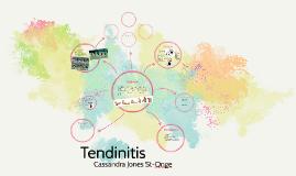 Copy of Tendinitis