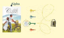 Copy of Alpha Lectia 1: Dezvoltarea unei temelii puternice