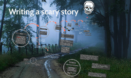 Copy of Writing a scary story