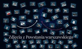 Zdjęcia z Powstania warszawskiego