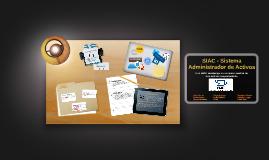 SIAC Sistema Administrador de Activos