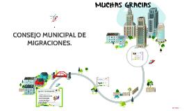 Consejo Municipal de Migración