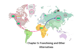 Chapter 5: Franchising and Other Alternatives