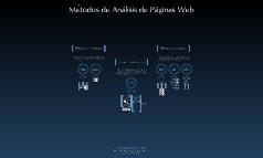 Mètodos de Análisis de Páginas Web