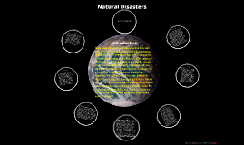 Copy of Natural Disaster