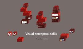 Copy of Visual perceptual skills