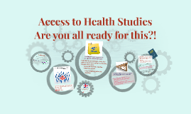 Access to Health Studies