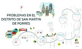 Copy of PROBLEMAS EN EL DISTRITO DE SAN MARTIN DE PORRES