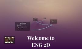 ENG2D.08 Introduction