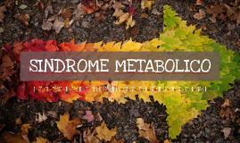 Copy of SINDROME METABOLICO