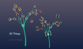 30 Things 2012