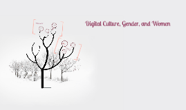 Digital Culture, Gender, and Women