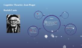 PJean Piaget