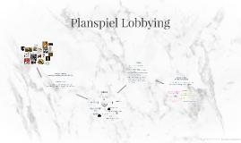 Planspiel Lobbying