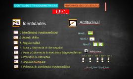 USFQ IDENTIDADES TRIGONOMÉTRICAS