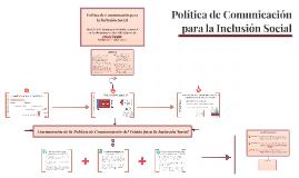 Copy of Política de Comunicación para la Inclusión Social