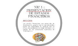 Copy of NIC 2 : PRESENTACIÓN DE ESTADOS FINANCIEROS