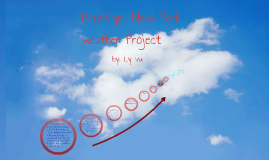 Brooklyn, Nwe York  weather Project