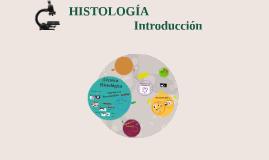 CURSO INTRODUCTORIO HISTOLOGÍA