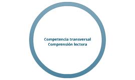 Competencia transversal