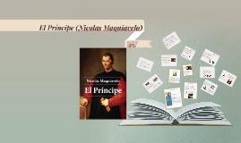 El Principe - Cap I - XI