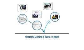 VEHICLE MAINTENANCE / PRE TRIP INSPECTIONS