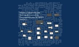 Diseño y Desarrollo del Sistema de Control de Documentos par