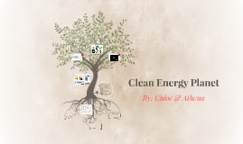 Clean Energy Planet