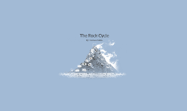 Copy of Copy of The Rock Cycle