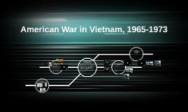 American War in Vietnam