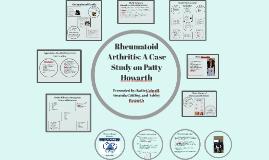 Rheumatoid Arthritis: A Case Study