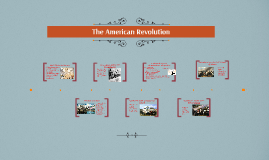 The American Revolution (foldable)