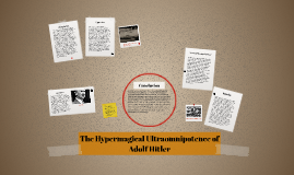The Hypermagical Ultraomnipotence of Adolf Hitler