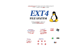 FILE SYSTEM (EXT4)