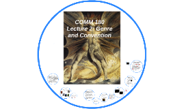 COMM 180: Genre and Convention